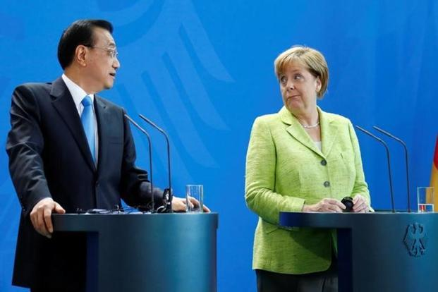China, Germany agree to speed up talks on China-EU investment agreement