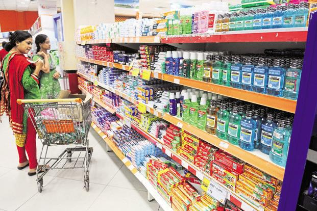 Retailers and distributors fear that post GST implementation, they could incur losses on old stock for which excise duty invoice is not available and the new GST rate is higher than VAT rate in the old tax regime. Photo: Indranil Bhoumik/Mint
