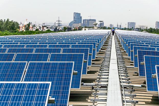 Tata Cleantech is a non-banking finance company (NBFC) that funds renewable energy projects. Photo: Mint