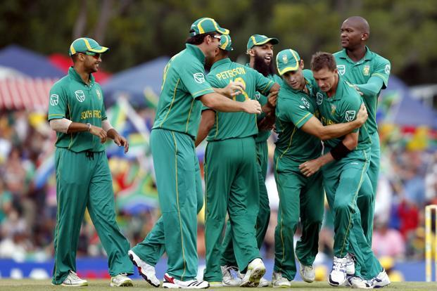 South Africa have a reputation for under-performing in International Cricket Council tournaments despite being on top of the one-day international rankings, . Photo: Reuters