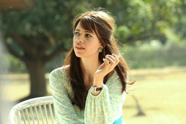 Kalki Koechlin in a still from 'A Death In The Gunj' .