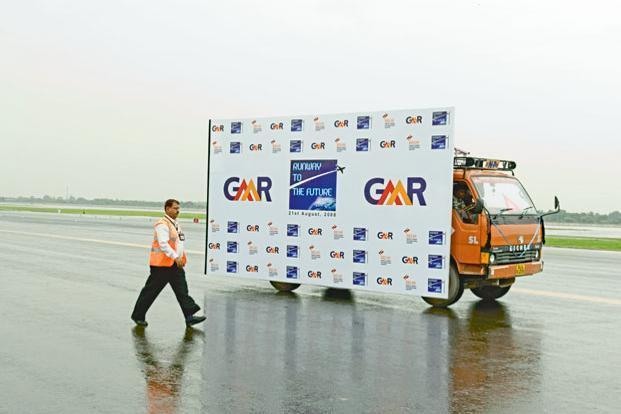 GMR Infra's standalone total revenue declined to Rs272.47 crore compared to Rs395.25 crore in the year-ago period. Photo:  Mint