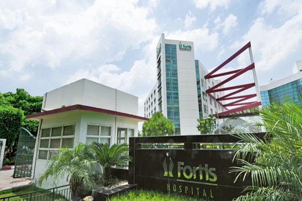 Fortis Healthcare earned a revenue of Rs4,574 crore at the group level in the last fiscal year; the hospital business's revenue was Rs3,712 crore.  Photo: Ramesh Pathania/Mint