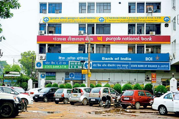 This is the worst performance by government-owned banks that were otherwise the oil to the engines of growth since India's massive bank nationalization drive in 1969. Photo:  Pradeep Gaur/Mint