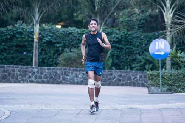 Running affects your entire life, says Rajiv Mishra.