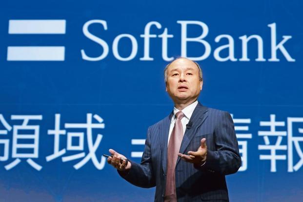 SoftBank founder Masayoshi Son has vowed to become the biggest investor in the technology industry over the next decade. Photo: Bloomberg