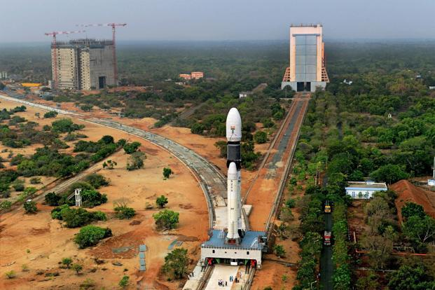 Countdown for satellite launch starts