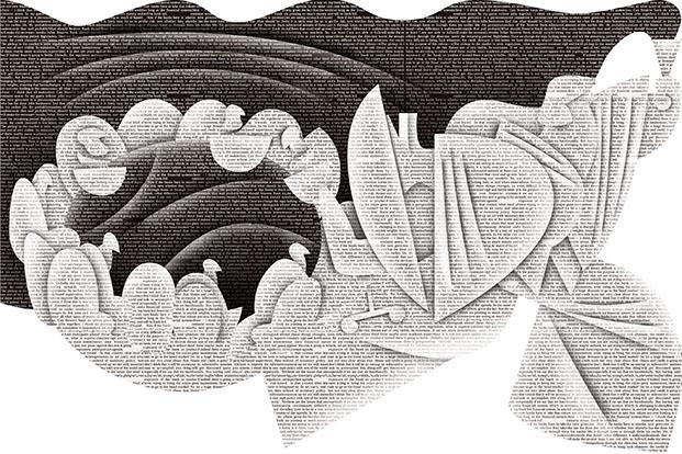 As Donald Trump targets India on climate change, more voices in Washington will find a reason to praise India's credentials. Illustration: Jayachandran/Mint
