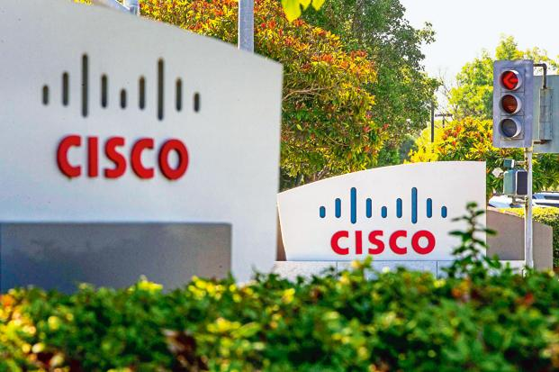 Cisco's use of the H-1B visa programme has been the subject of public attention for years, as it has lobbied for its expansion even while conducting layoffs. Photo: Bloomberg