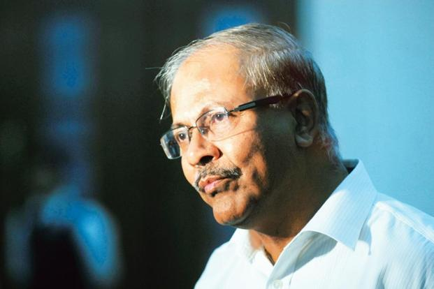 A file photo of former Coal India chairman Partha S. Bhattacharyya. Photo: Indranil Bhoumik/Mint
