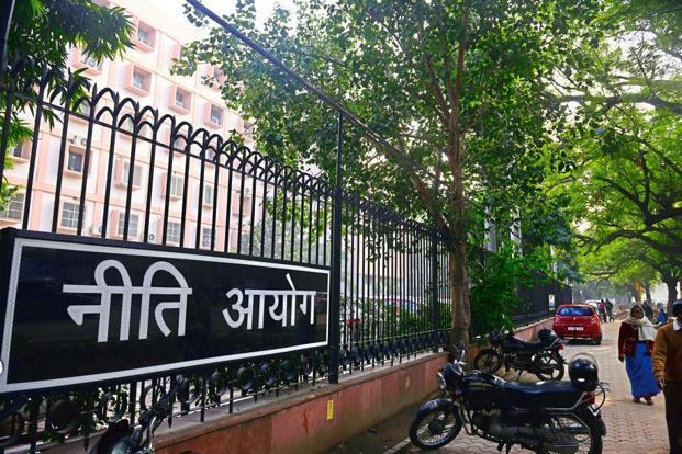 The HRD ministry is working with NITI Aayog on the plan of bringing both technical and non-technical institutions under the same umbrella. Photo: Pradeep Gaur/Mint