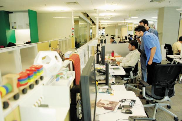 With growing competition for IT services business from other geographies, Indian IT firms must offer something significantly more valuable to their clients. Photo: Hemant Mishra/Mint