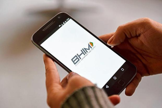 The Android version of the BHIM app was launched on 30 December by Narendra Modi to promote digital transactions using the UPI, a bank-to-bank fund transfer system backed by Internet and smartphones that uses phone numbers linked to banks. Photo: Mint