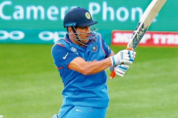 Mahendra Singh Dhoni will be 38 when the 2019 World Cup in England comes round. Photo: Reuters
