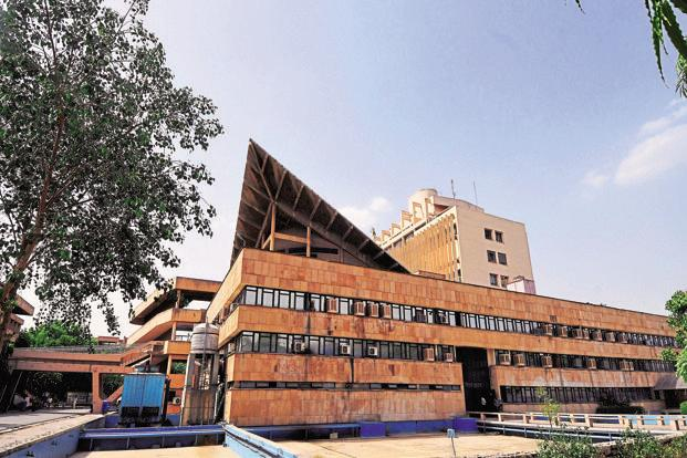 IIT Delhi's rank rose 13 places from last year's 172 in Quacquarelli Symonds (QS) World University Rankings 2018. Photo: Ramesh Pathania/Mint