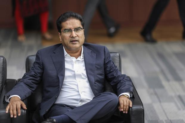 Raamdeo Agrawal helped build Motilal Oswal Financial Services Ltd into a multi-billion dollar company. Photo: Bloomberg