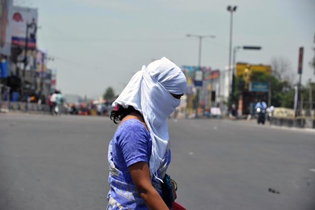 Recorded heatwave deaths in India are likely underestimates, the researchers said, because deaths, particularly in rural areas, may not be classified as being the result of heat. Photo: AFP