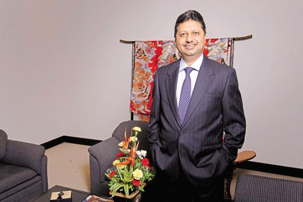 Piramal Finance MD Khushru Jijina. The firm has sanctioned the money to two real estate projects of Mahagun Group in Noida and Greater Noida. Photo: Abhijit Bhatlekar/Mint