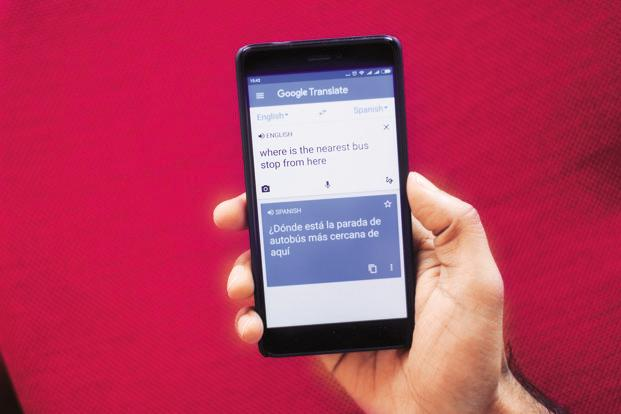 Google Neural Machine Translation has, so far, succeeded in reducing translation errors by an average of 60% compared to its own phrase-based production system. Photo: Pradeep Gaur/Mint