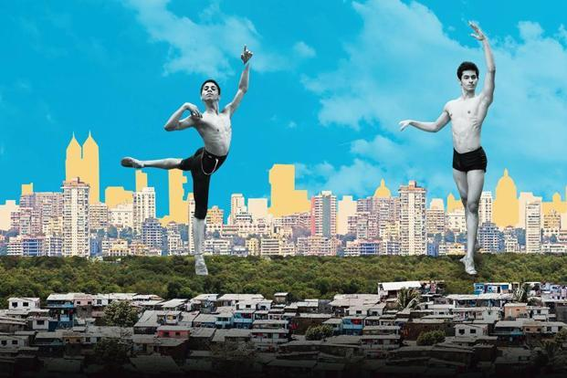 A poster of the film 'Yeh Ballet'.