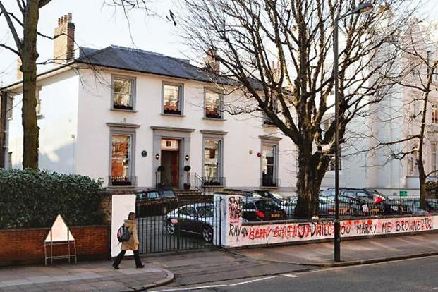 Abbey Road Studios in a 2010 photograph. Photo: Oli Scarff