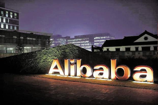Alibaba's revenue has grown by an average 52% annually over the past five years.