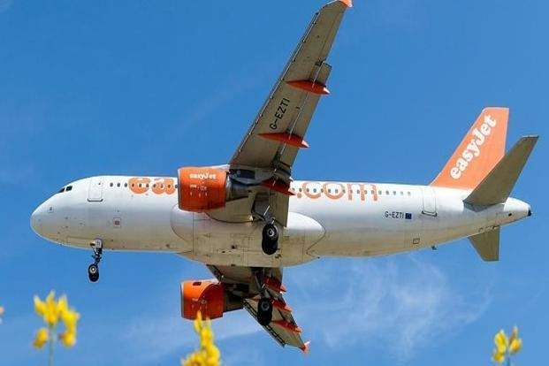 An EasyJet flight was forced to make emergency landing in Germany. File Photo: AFP