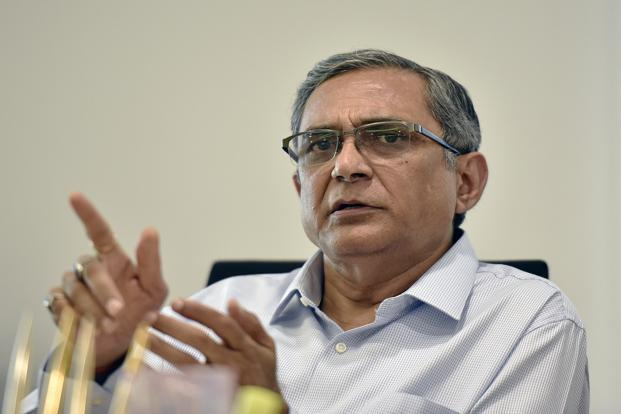 GSTN chairman Navin Kumar assessed  the preparedness of GSPs at a meeting. Photo: Bloomberg