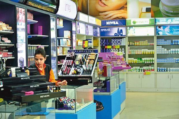 Science- and tech-driven categories which include products like sun care and dermaceuticals are a niche category. Photo: Priyanka Parashar/Mint