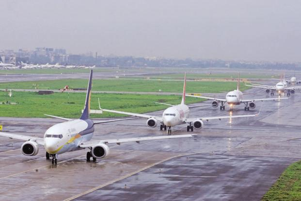 Fares on long routes such as  Delhi-Mumbai, which are going for up to Rs7,000 in the current week, are available for Rs2,100 in July. Photo: Satish Bate/HT