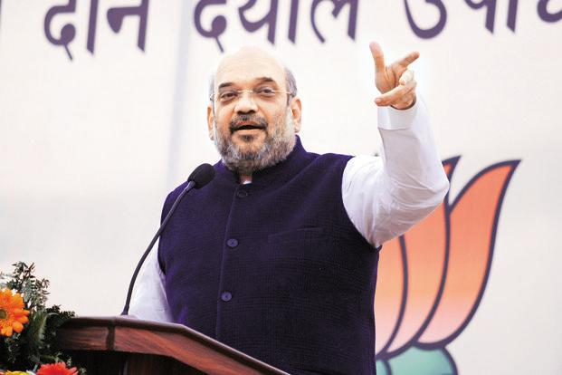 Prez polls: Amit Shah forms committee to build consensus
