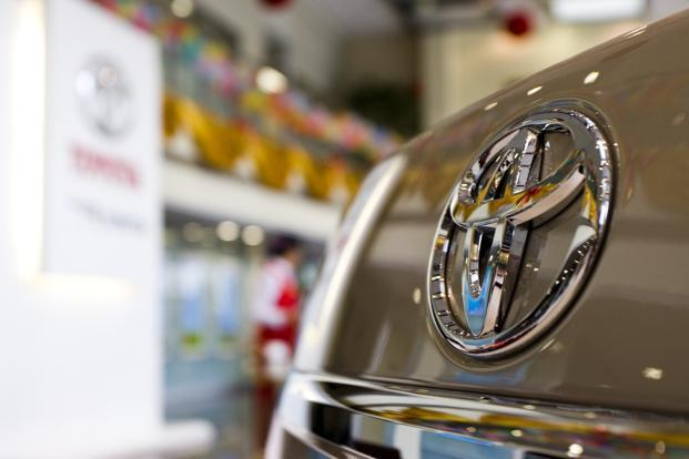 The high GST rate for hybrid cars could also adversely impact Toyota's ability to meet CAFE II fuel efficiency norms that kick in from 2021. Photo: Bloomberg