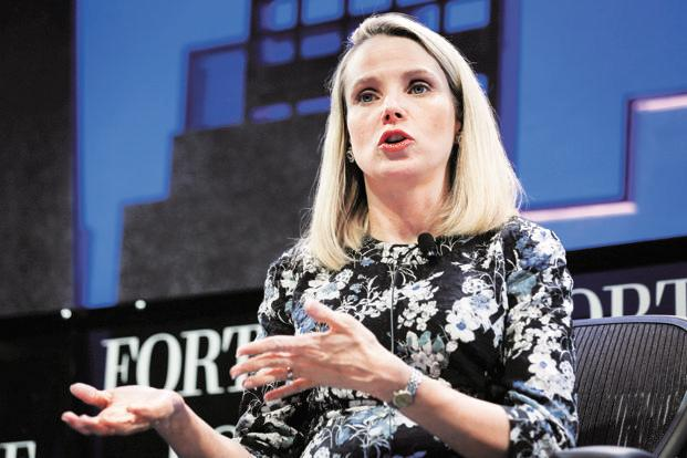 Who is expected to be compassionate with the thousands of Yahoo staff who lost their jobs during Marissa Mayer's watch? Mayer or the shareholders? Photo: Reuters
