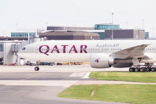 Analysts say Qatar Airways' position as a major transcontinental carrier is now threatened