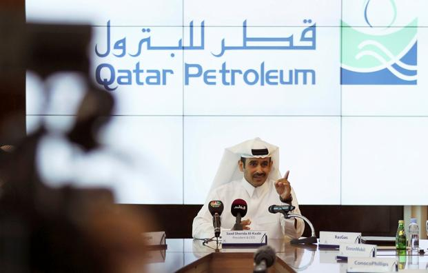 Japan was Qatar's biggest LNG customer last year, importing 12.1 million tons. Photo: Reuters