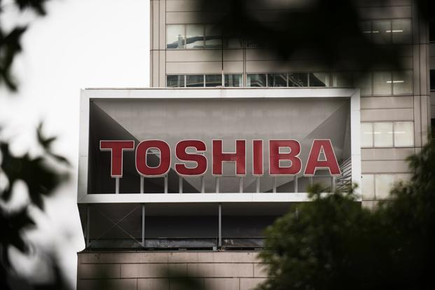 Toshiba is rushing to find a buyer for the world's second-largest producer of NAND chips, which it values at $18 billion or more, to cover billions of dollars in cost overruns at its now-bankrupt US nuclear business Westinghouse Electric Corp. Bloomberg