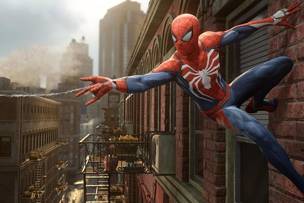 The Spider-Man is a third-person action-adventure game with improved graphics, new storyline, and plenty of web-slinging action and parlour-based stunts.