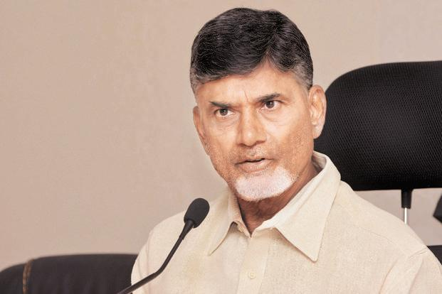 Andhra Pradesh chief minister N. Chandrababu Naidu. File photo: Mint