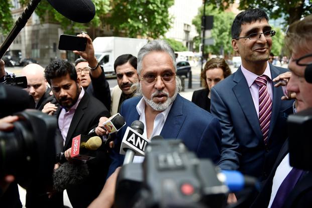 Vijay Mallya on Tuesday received bail from a London court in an extradition case against him. Photo: Reuters