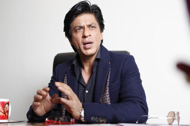 With earnings of $38 million, Shahrukh Khan ranked 65th on the list, tied with singer Jennifer Lopez. Photo: HT