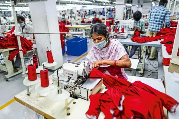 A job work involves a manufacturer sending goods out of the factory for a specialised processing job without having to pay taxes. Photo: Bloomberg