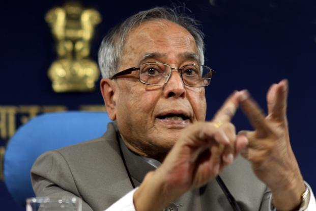 The term of present incumbent Pranab Mukherjee comes to an end on 24 July. Photo: Hindustan Times