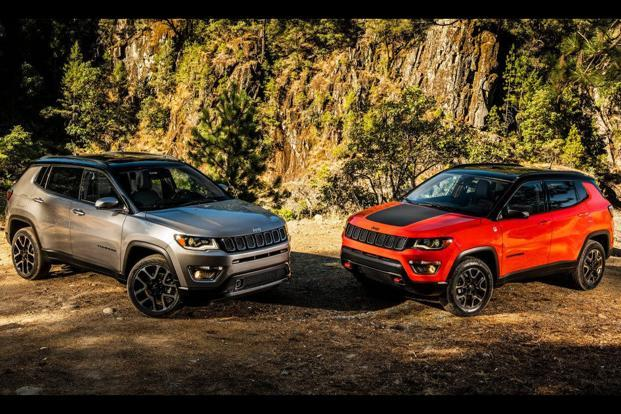 India is not one of the four manufacturing sites for the Jeep Compass but also the export base for all right-hand drive models.