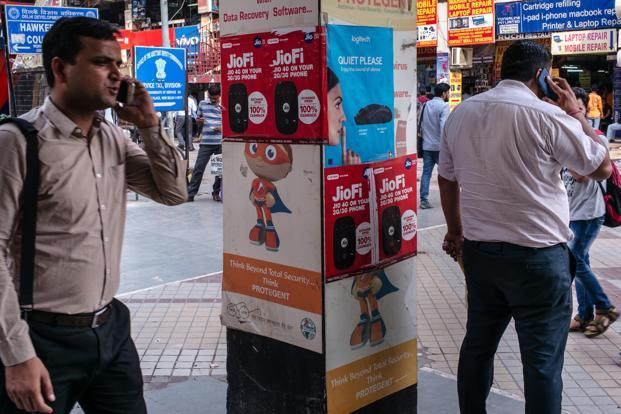 The permission to carry forward unavailed Cenvat credit to the GST regime brings a major relief to telecom operators who are battling high debt. Photo: Bloomberg
