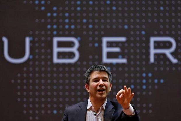 A file photo of Uber co-founder Travis Kalanick. Photo: Reuters