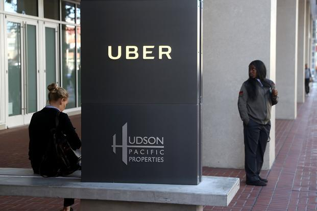 The Eric Holder investigation started after former engineer Susan Fowler posted a blog in February detailing harassment during the year she spent at Uber. Photo: AFP