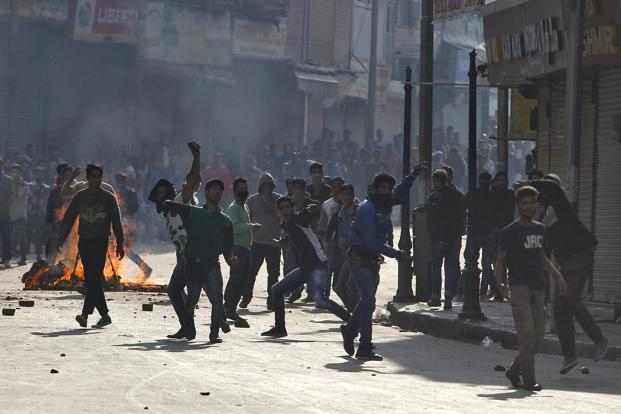 "File photo. India said that ""concrete evidence"" about cross-border encouragement and support for the protests in Kashmir has been handed over to Pakistan. Photo: Reuters"