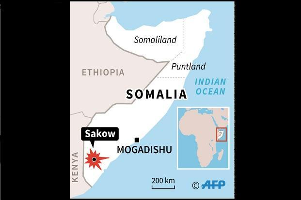 Al Shabaab, which has carried out a campaign of suicide bombings in its bid to topple the Somali government and impose its strict interpretation of Islam, claimed responsibility. Photo: AFP