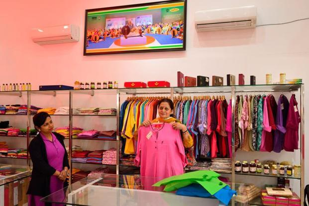 "This growth in branded apparel for women is coming from ""increasing artificial obsolescence"" as consumers demand newer designs, colours and trends in the clothes that they buy, Avendus said in its repor. Photo: Pradeep Gaur/Mint."