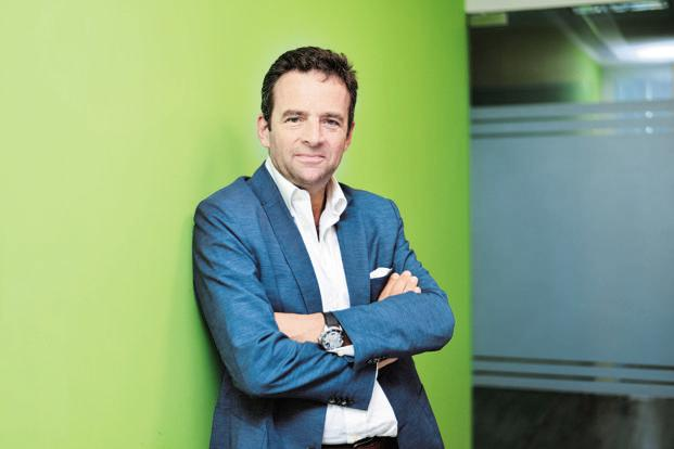 Steve King, global CEO of Publicis Media. Photo: Pradeep Gaur/Mint